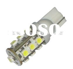 Super bright, high quality, car LED light, car LED lamp T10-13SMD-3528