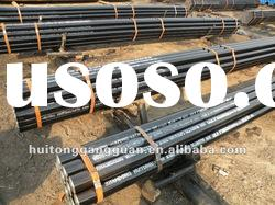 Supply High Quality Black Carbon Seamless Steel Tubes(ASME A106 GR.B)