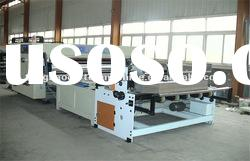 TB480 semi-auto Double-color printing slotting&creasing machine ,printing machine.