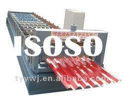 TY750 hot sale roofing tile making machine for steel