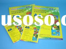 The best Quality a4 inkjet photo paper glossy, Waterproof, OEM order welcome