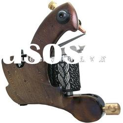 Top quality Damascus 10-12 coils (Shader or liner )Tattoo Machine gun