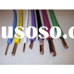 Top quality THWN Cable 14 AWG / 12AWG single or multi-core PVC insulated cable