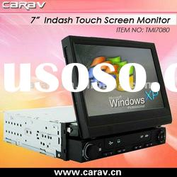 USB touch 7''' digital panel VGA Indash Touch screen Monitor