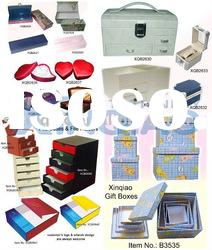 Various Paper Packaging Box / Gift Packing Boxes