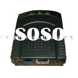 VoIP Gateway with 1WAN and 1FXS ports