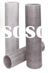 (Factory)AISI 304 316 stainless steel wire mesh(Black wire cloth)