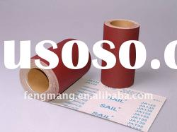 aluminum oxide flexible abrasive cloth roll JA135