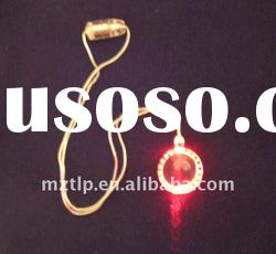 batteries glow lights necklace