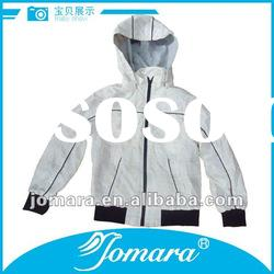 boy white winter coat, ordinary coat for kids