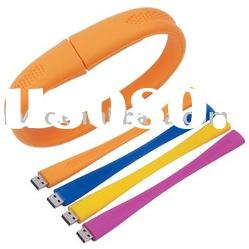 bracelet usb flash drive with your own logo and oem quality