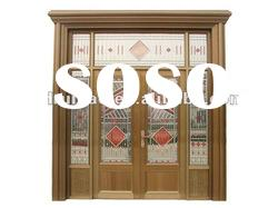 bronze anodized window and door aluminum profile
