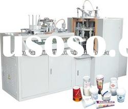 china Automatic paper cup machine with tea
