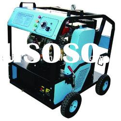 cold and hot water high pressure washers