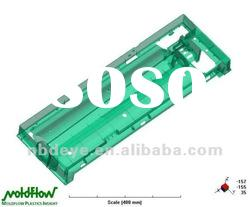 conditioner structure injection plastic mould
