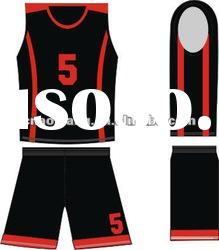 cool-dry fabric popular basketball uniform basketball kit