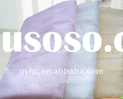 cotton with bamboo bath towel