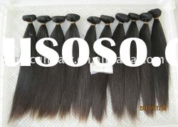 dark brown Brazilian human hair extension/weave