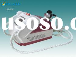 diode laser vacuum fat removal/cellulite reduction machine with vacuum and rf