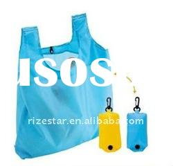 eco-friendly folding shopping bag,promotional gift