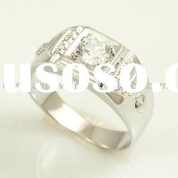 fashion 925 sterling silver ring with CZ,fashion jewelry,silver ring,rings