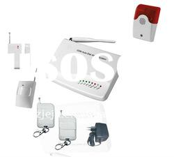 gsm alarm system with 99 zone wireless and PIR,gsm home alarm system