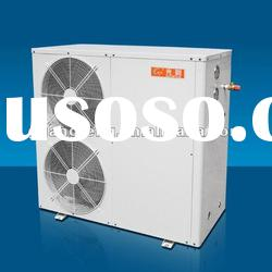 heat pump floor heating, heat pump for heating and water, heat pump house heater