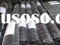 hexagonal wire netting,hexagonal wire mesh,chicken wire mesh,hexagonal gabion box(factory)