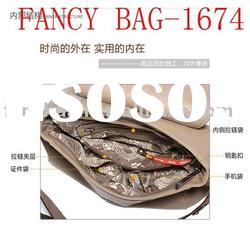 high-quality pu handbag