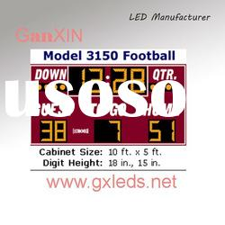 hot products high quality indoor alibaba express electronic rental led scoreboard
