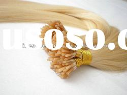 hot sale 100% human remy indian prebond hair extension