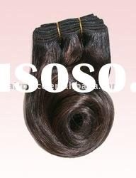 human hair extension/human hair weaving/weft/weave/remi hair/wig