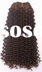 human hair weaving/weft/weave/wig/remi hair/human hair extension