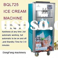 ice cream machine for sale BQL725 commercial ice cream maker