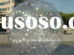 inflatable slide PVC zorb ball