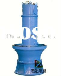 large capcaity how head submersible axial flow pump