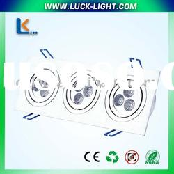 led square down light high-end product high qullity