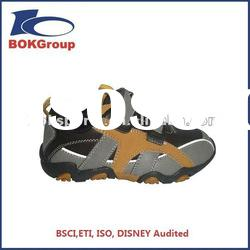 leisure casual shoes for little kids with velcro