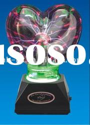 "magic ball plasma lamp plasma light(6""),love magic lamp,plasma ball,Sound Control plasma light"
