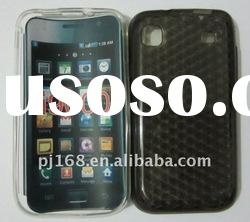 manufacturer selling mobile phone cases for sam I9000 Galaxy S Clear case