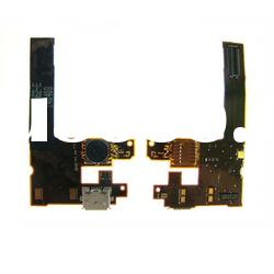 mobile phone spare parts with flex ribbon cables for Samsung E900