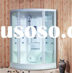 monalisa acrylic portable shower room with tempered glass