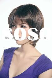 new style top quality short human hair full lace wigs lace front wigs 128