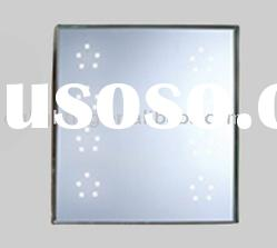 on-off switch light Cool running Silver backed Mirror light LED