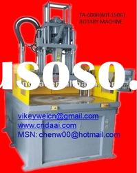 plastic injection molding machine for rotary type