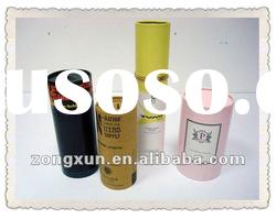 popular dilicate cosmetic packaging paper tube