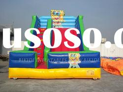 pvc inflatable water slide for sales