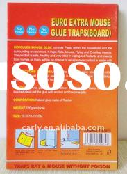 rat glue Traps/sticky mouse board/mouse trap,paper rat glue board,