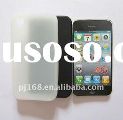 silicon mobile phone covers for i-phone 4g/4gs hot sell