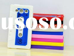 silicone cassette case for Samsung galaxy s3 i9300